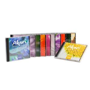 Farbklang CDs